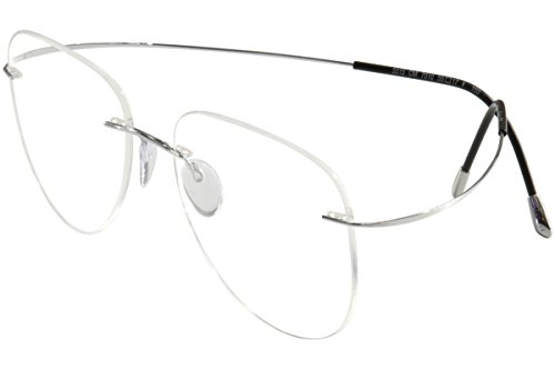 Silhouette Eyeglasses TMA Must Collection Chassis 5515 7010 Optical Frame 19x150