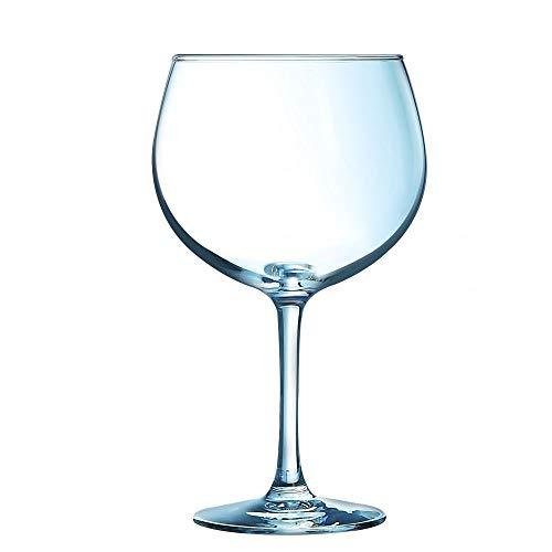 Grand ballon à cocktail en verre de genévrier de 61 cl 1