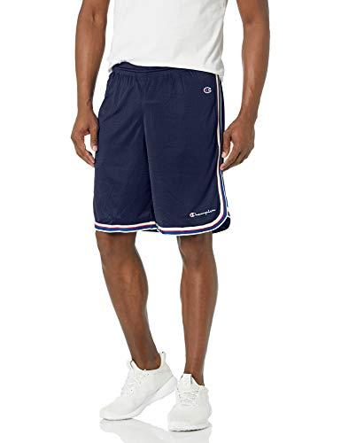 Champion Core Basketball-Shorts. - Blau - Klein