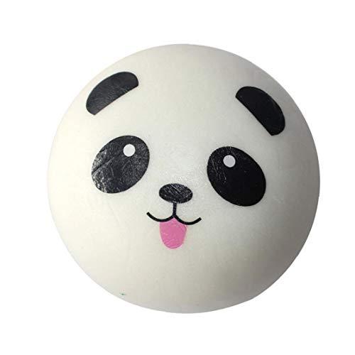 Matschig Panda Brot Simulation Panda Brot Phone Charms Matschig Spielzeug Tasche Riemen Anhänger Geschenke Für Hauptdekoration
