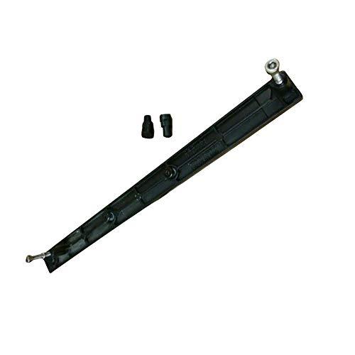 Hardware Soporte de batería soporte externo instalación fácil sustitución herramienta de montaje accesorios soporte de plástico parte Scooter de repuesto para Ninebot 2