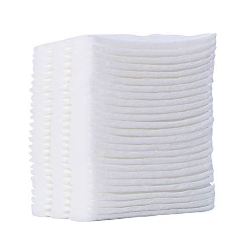 Beaupretty 150 Pcs Tampon de Gaze Médicale Coton Non Tissé Éponge Non Stérile Tampons Tampons en Coton pour Le Visage pour Les Suppléments Médicaux
