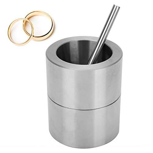 DIY Metaal Goud Zilver Gietvorm, Kleine Sieraden Gereedschap Ringringen Kleine Diy Metalen Sieraden Gietvorm Delft Gegoten Zandbak