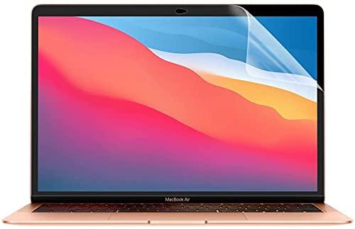 CASOSHIELD Anti Glare Screen Protector for MacBook Air 13 inch 2020 Released with Apple M1 Chip A2337 A2179 Anti-Fingerprint Anti-scratch (Matte Transparent)