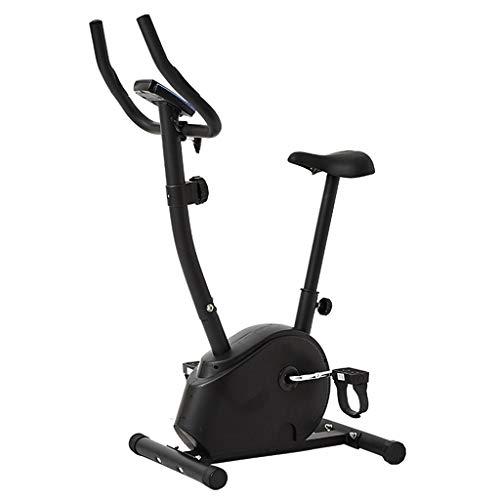 Bicicleta Estática con Control Magnético Bicicleta Giratoria para El Hogar Equipo De Gimnasia para Adultos Paso A Paso para Mujeres La Resistencia Se Puede Ajustar