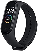 M4 Smart Bracelet Wristband Waterproof Sport Smart Watch Fitness Tracker Watch with Heart Rate Monitor Smart Watch with Me...