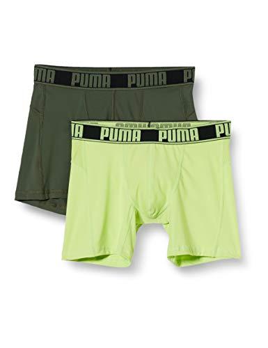 PUMA Active Men's Boxers (2 Pack)