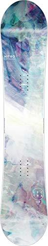 Nitro Damen LECTRA BRD´21 Snowboards, Multicolour, 146