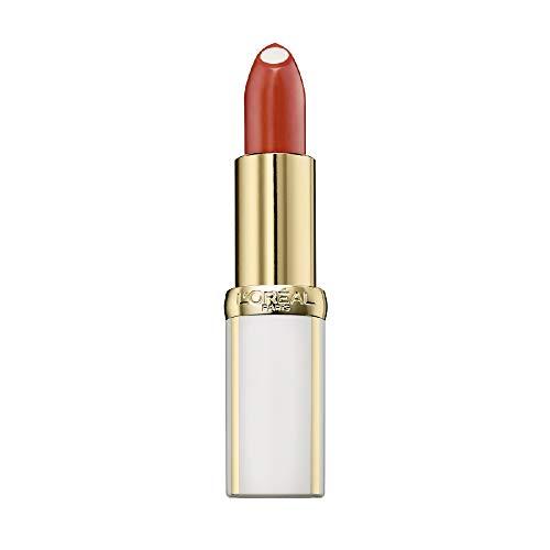 L'Oréal Paris Age Perfect Lippenstift in Nr. 107 radiant tea rose, intensive Pflege und Glanz, in warmem rot, 4,8 g