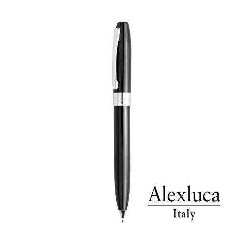 Bolígrafo Alexluca Italy Smart color Negro