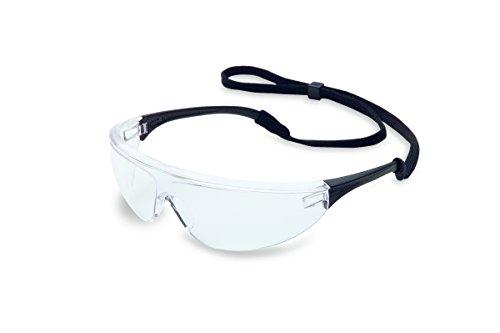 Honeywell 1005985 Millennia Sport Black, Clear Fogban Lens