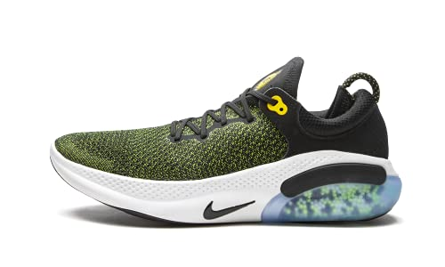 Nike Joyride Run Flyknit Aq2730-010 - Tenis de correr para hombre, amarillo (Negro), 44.5 EU