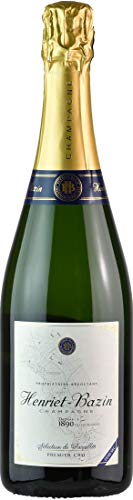 Henriet Bazin Champagne 1er Cru Demi Sec