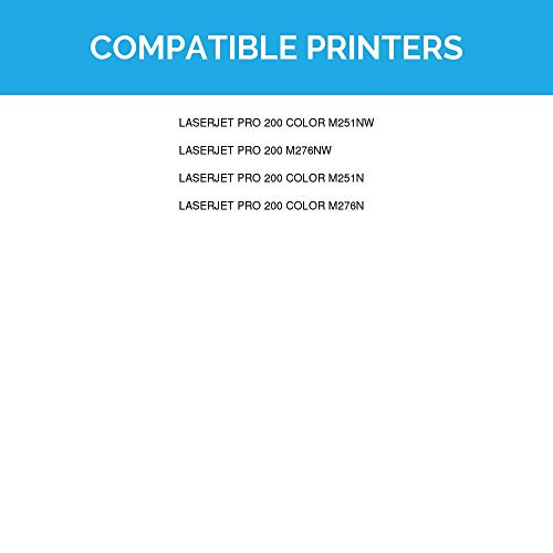 LD Remanufactured Toner Cartridge Replacement for HP 131A (1 Cyan, 1 Magenta, 1 Yellow, 3-Pack) Photo #2