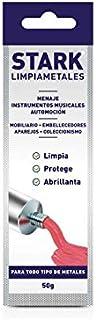 Stark Limpiametales Crema, Tubo 50 g