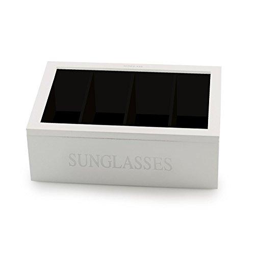pajoma Sonnenbrillenbox aus Holz, H 10 cm