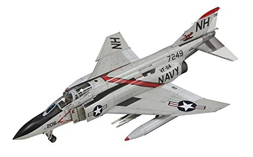 ファインモールド 1/72 航空機シリーズ アメリカ海軍 F-4J 戦闘機 特装版 プラモデル FP43S (メーカー初回...