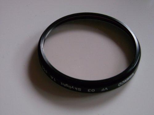 Skylight-Filter, Ø 55 mm Schraubgewinde