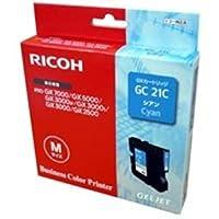 (業務用10セット) RICOH(リコー) ジェルジェットインクM GC21C ds-1736410