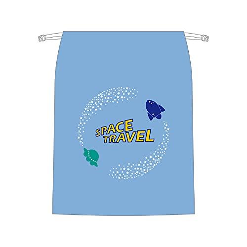 Piccoro 巾着袋 UFO & ロケット