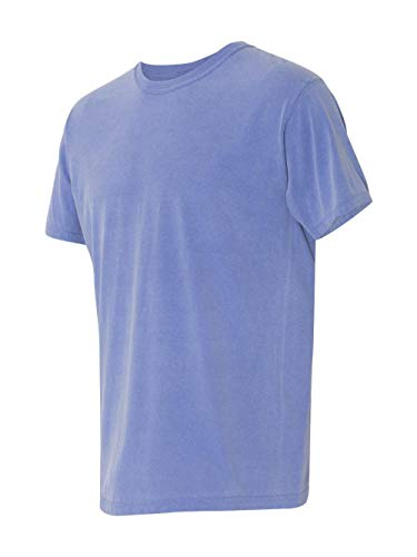 Comfort Colors by Chouinard Adult Heavyweight T-Shirt - Periwinkle - XXX-Large