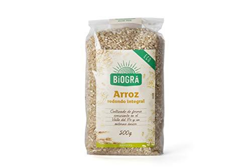 Biográ - Arroz Integral Redondo (500 g)