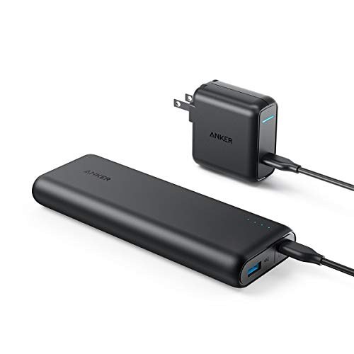 Anker PowerCore Speed 20000 Pd, 20100mAh Portable Charger & 30W Power Delivery Charger Bundle, Input...