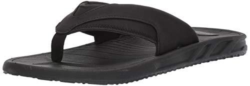 Amazon Essentials Daytona sandals, Noir, 14 M US