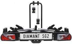 Pro User Diamant SG2 fietsendrager (voor e-bikes) identiek aan Eufab 11523 fietsdrager II Plus