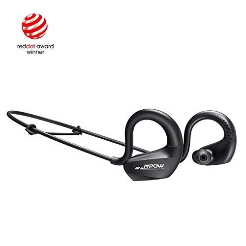 Mpow DS6 Auriculares 5.0 Deportivos Bass+, Inalámbricos aud