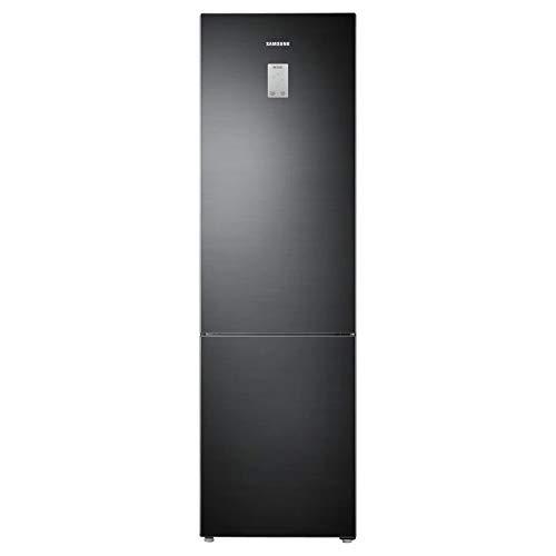 Samsung RB5000 RL37J544VB1/EG Kühl-/Gefrierkombination, 201 cm/A+++ / 353 ℓ/Premium Black Steel/Space Max/Metal Cooling
