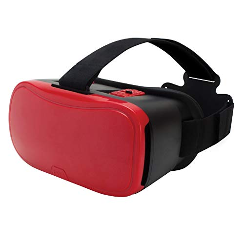 VR/Virtual Reality SmartPhone Headset Fits IPhone IOS,Samsung And Other SmartPhones Up To 6 Inch