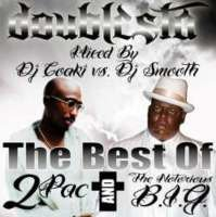 Doublesta -The Best Of 2Pac & The Notorious B.I.G.- / DJ Coaki VS. DJ Smooth