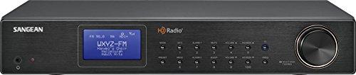 Sangean HDT-20 HD Radio/FM-Stereo/AM Component Tuner Black