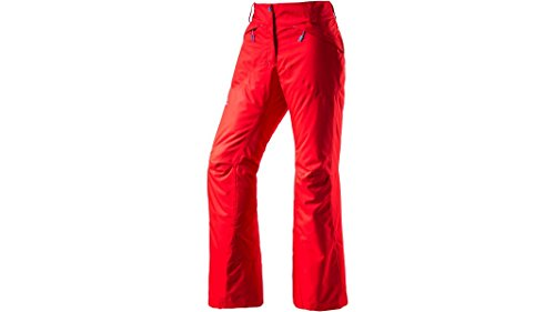 Salomon dames skibroek skibroek EXPRESS PANT poppy rood