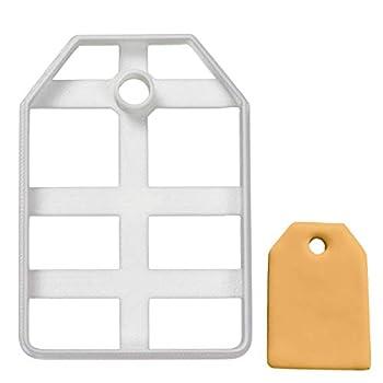 Tea Bag cookie cutter 1 piece Ideal for DIY high tea party - Bakerlogy