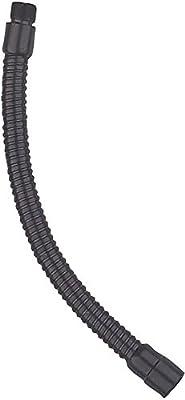 Gooseneck 40Cm 15In Black, Product Range QTX - Goosenecks, Colour Black, External Length/Height 380mm, Microphones Accessories