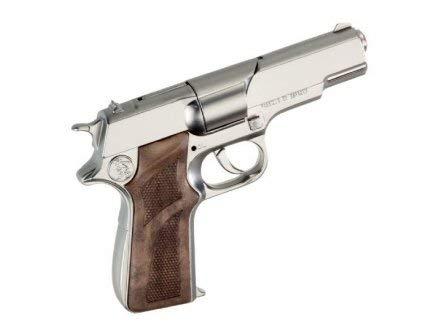 OTTO Pistolet Police métal Gris 16 cm - 8 Coups - Jeu d'imitation