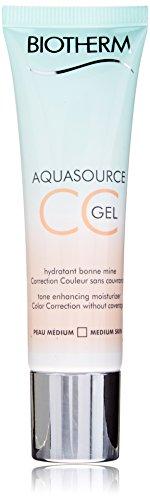 Biotherm Aquasource Cc Gel hydrant bonne mine tone enhancing moisturizer, 30ml
