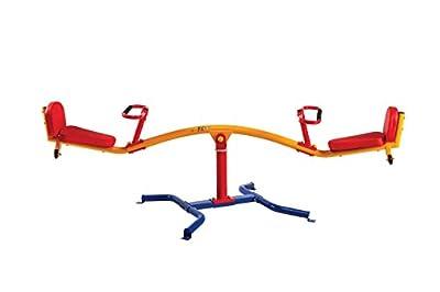TT-360 Gym Dandy Spinning Teeter Totter