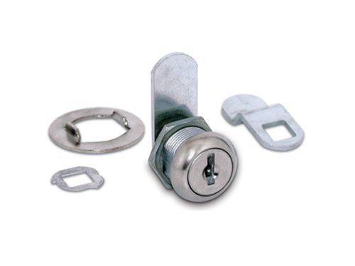 Hudson Lock ULR-1375STD-217-0000 Replacement Cam Lock, Keyed Alike to FL217, 1 3/8