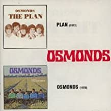 THE OSMONDS--2 ALBUMS ON 1 CD !-=-OSMONDS/THE PLAN