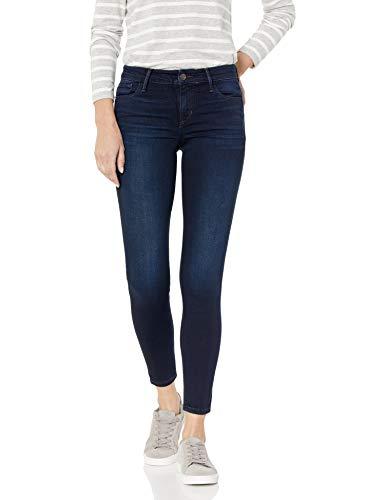 Joe's Jeans Jeans, Blue (Selma), 26W x 28L (Taglia Produttore:26) Donna