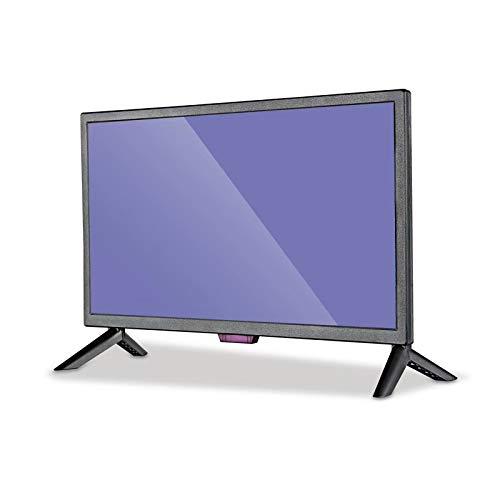 YILANJUN TV 4K Televisión Televisor Pantalla Ancha Smart Internet Monitor LCD Hogar Pequeño LED de Alta Definición de Red WiFi Inteligente de 19/22/24/32 Pulgadas, Compatible con Varios Dispositivos
