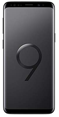 Samsung Galaxy S9 Unlocked - 64gb - Midnight Black (Renewed)