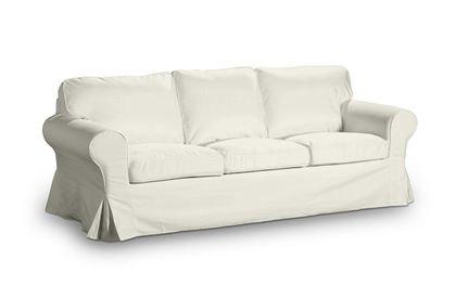 Bezug für IKEA EKTORP 3er Sofa in Florenz Combo Weiß von Saustark Design