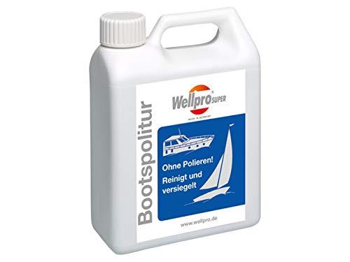 Wellpro Bootspolitur (1000 ml)