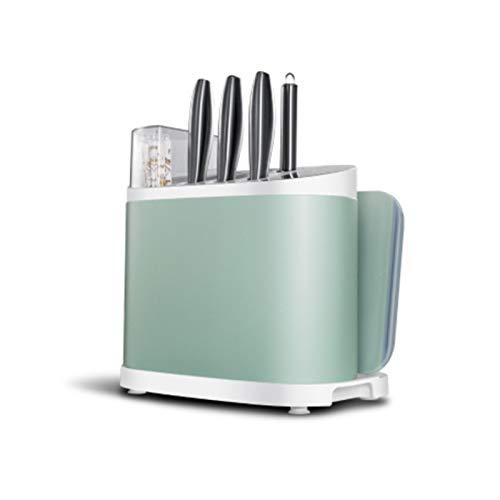 WZHZJ Máquina Inteligente sacapuntas eléctrico Porta Cuchillos de Almacenamiento 4 Funciones en...