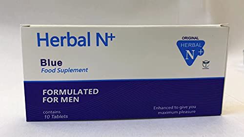 Herbal 300mg | 10 Tablets Immediate Effect, Maximum Duration, Without...