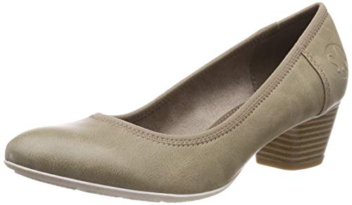 s.Oliver Damen 5-5-22301-22 324 Pumps, Braun (Pepper 324), 40 EU